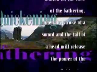 Highlander TV Opening Theme - Version 1