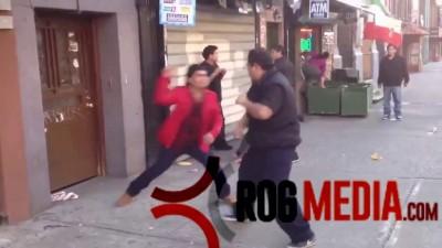 Мексиканские разборки в Гарлеме