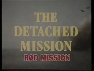 Mikhail Tumanishvili's The Detached Mission (Odinochnoye plavanye) [Danish VHS trailer]