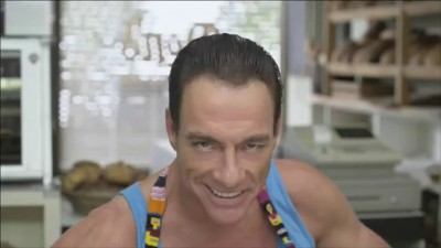 The Baker featuring Jean-Claude Van Damme | GoDaddy