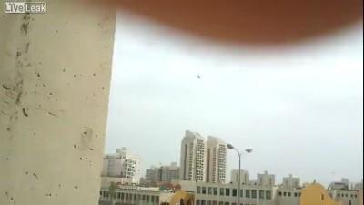 Ракетные атаки на Израиль