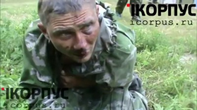Военнопленный в Шахтерске, сослуживец _плачущего десантника