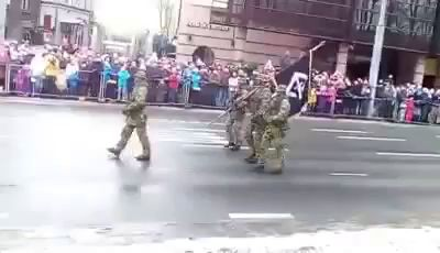 Парад в Таллинне
