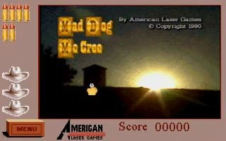 American Laser Games - Mad Dog McCree