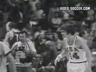 Финальные 3 секунды в 1972 СССР и США (баскетбол)