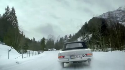 Mercedes-Benz  Sunday Driver  commercial with Michael Schumacher and Mika Häkkinen