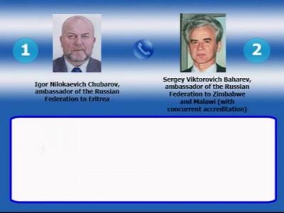 Russian Ambassadors to meet Vladimir Putin's objectives on Ukraine within UN