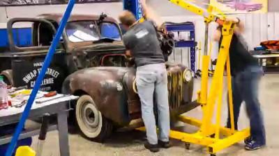 (Re)Built Ford Tough: A Flathead V-8 Rebuild Time-lapse