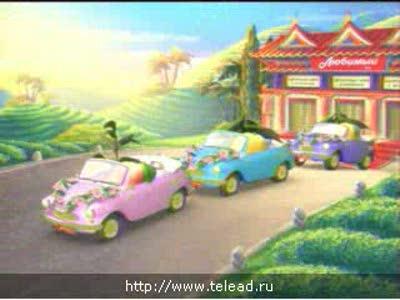 Реклама Любимый чай