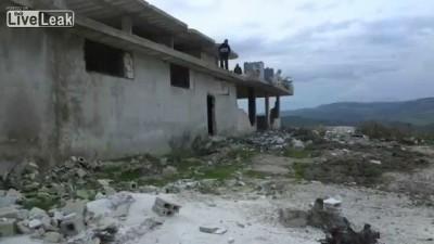 Разминирование по-сирийски