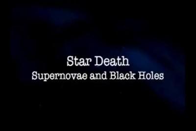 Взрывы сверхновых, черные дыры