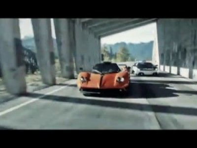 Need for Speed Hot Pursuit - Pagani vs Lamborghini