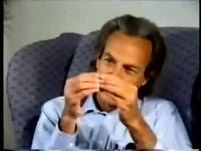 Ричард Фейнман: Резиновые ленты
