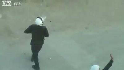Аргументы полиции Бахрейна