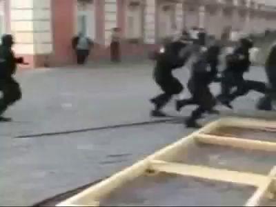 румынский спецназ))))romanian special forces fail))))