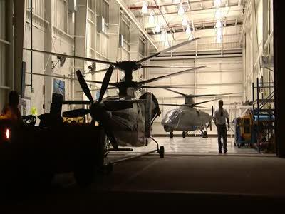 Новый скоростной вертолет Sikorsky X2