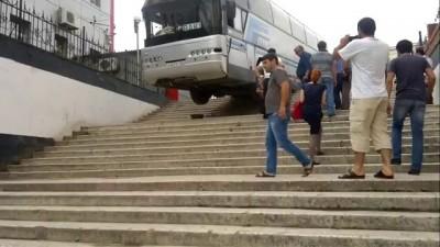 автобус завис