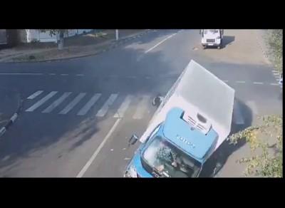 везунчики на дороге