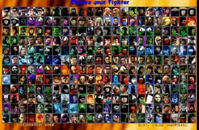 Mortal Kombat Chaotic 2 0 0