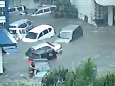 Наводнение в Алагоасе