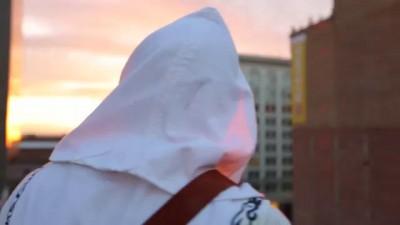 паркур в стиле Assassin's Creed