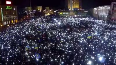 ЄвроМайдан (Киев,Украина) | EuroMaidan(Kyiv,Ukraine) amazing concert 14.12.2013