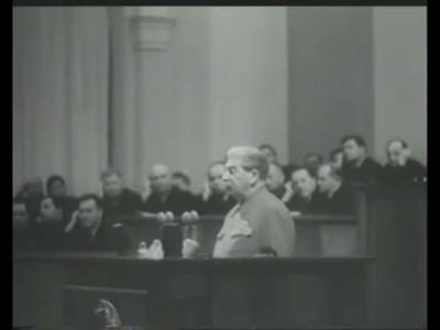 Сталин о правах человека и Евросоюзе