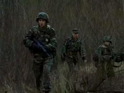 Солдаты Буффало - Расстрел Машины