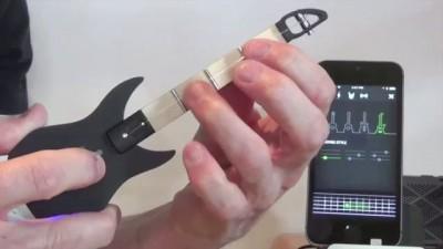 FretPen – ручка и однострунная мини-гитара в одном