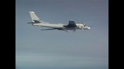 пуск Ту-95мс ракеты