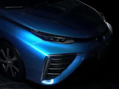 Toyota Mirai Bewertung #mirai