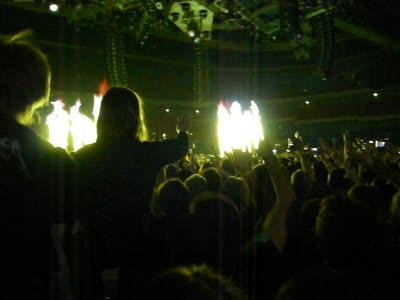 One. Metallica 25-04-2010