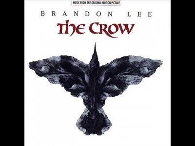 The Crow (Movie) - Guitar Solo (Brandon Lee)
