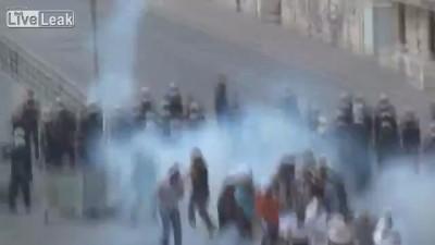 Митинг в Бахрейне