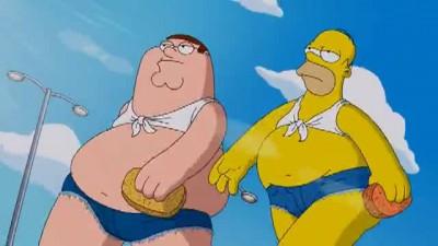 Гомер и Питер