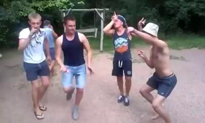 Танцоры от Бога
