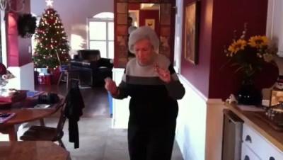 Dubstep от бабули