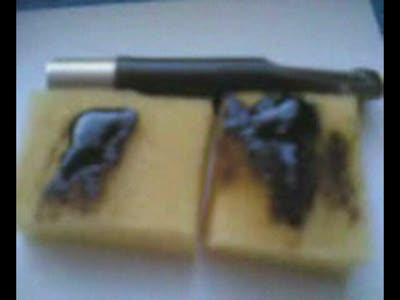 Смольный состав сигарет
