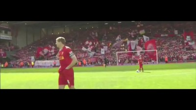 Amazing - You'll Never Walk Alone - Liverpool vs Man City