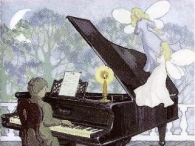 Лунная соната (Музыкальная сказка по произведениям Бетховена)2часть