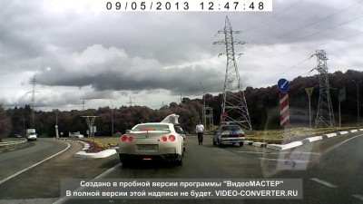 Номерочки ДПС из видео Беспредел в Пятигорске