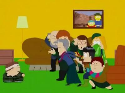 Cartman vs. psychics