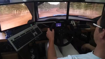 Richard Burns Rally - Prospect Ridge '03 Impreza
