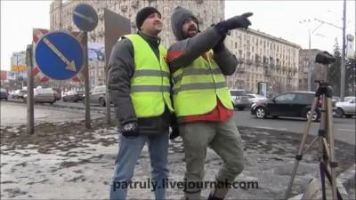 Депутат ГосДумы Волков кинулся в бега.