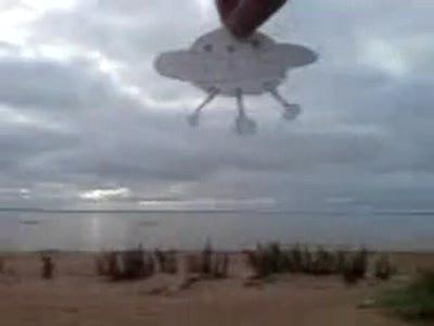 самое реальное доказательство НЛО 3