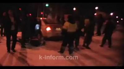 Массовая перестрелка в Сургуте. Шестеро раненых.