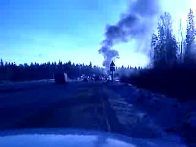 Авария на Егорьевском шоссе