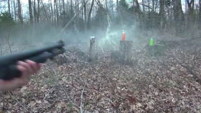 MOSSBERG 590A1 SHOOTING MONTAGE