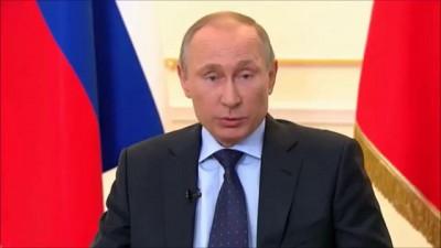 Путин про Крым