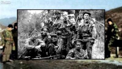 Русские воины в Сербии